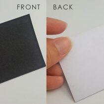 Black & White Name Card